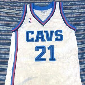 Darius Miles Cleveland Cavaliers Jersey